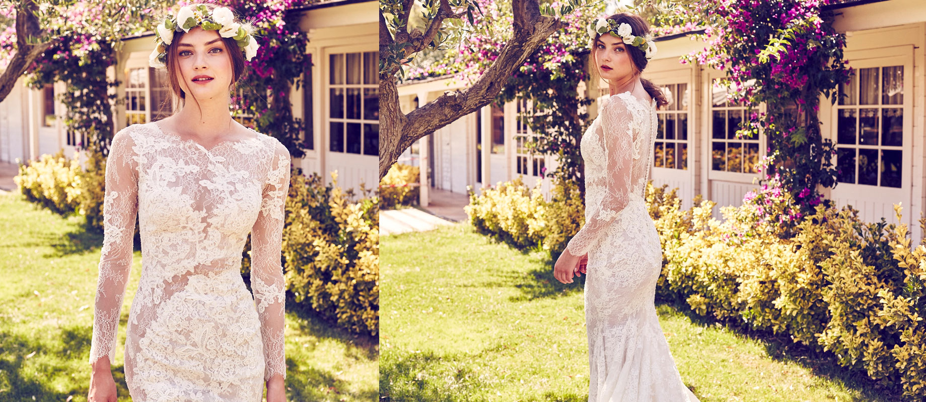 Los Angeles Wedding Dress - Bridal Salon Los Angeles | Beautiful Day ...