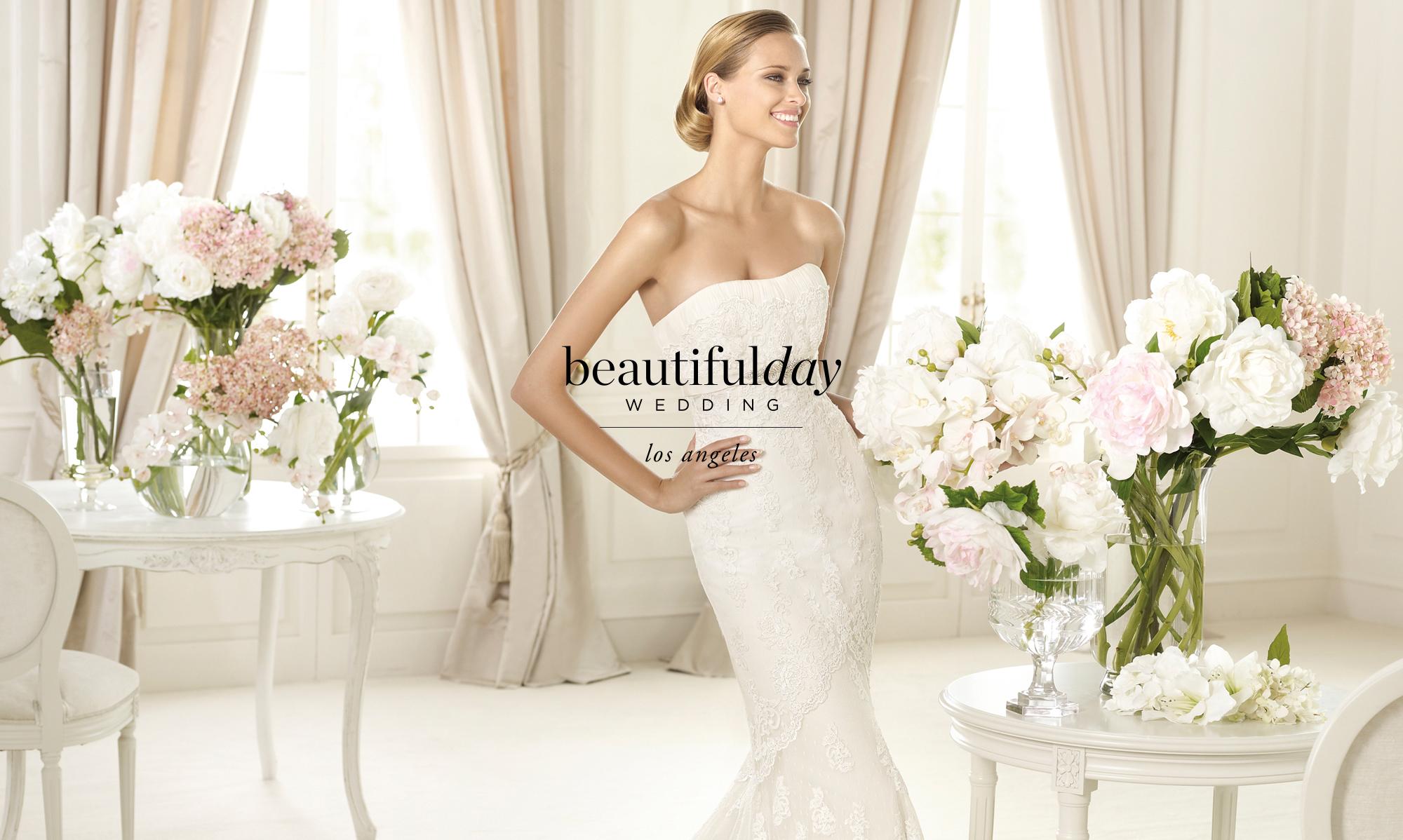 Best Of Wedding Dresses In Los Angeles – Wedding